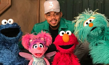 Chance the Rapper In Talks To Join New Sesame Street Musical Film