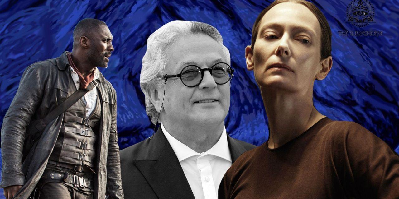 George Miller's Three Thousand Years Of Longing Promises Tilda Swinton, Idris Elba, And a Genie: EXCLUSIVE