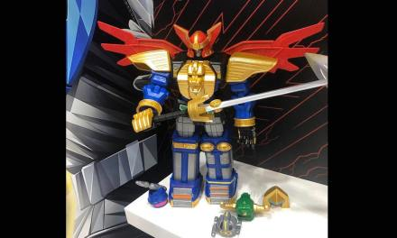 Preview Of The New Zeo Megazord 12-Inch Figure Coming From Hasbro