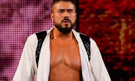 WWE U.S. Champion Andrade Pulled From Wrestlemania 36 In Unexpected Development