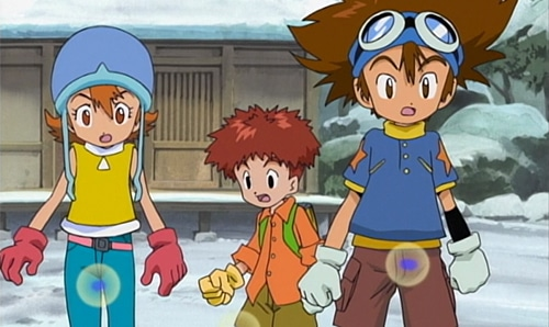 digimon adventure cast