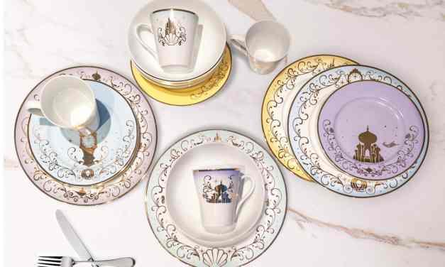 Toynk Disney Dinner Set Brings Magic to Your Kitchen