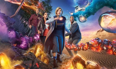 Doctor Who Showrunner And Star Find Ways To Engage With Fans During Self-Isolation