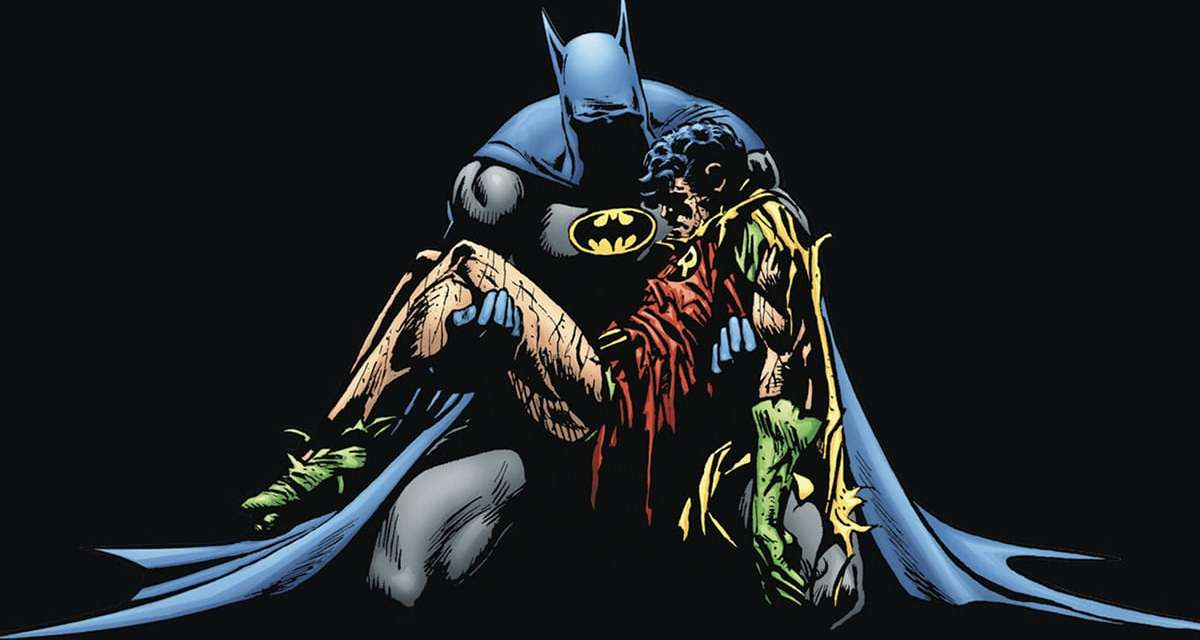 Jason Todd Could Have Survived In An Alternate Version of A Death In The Family