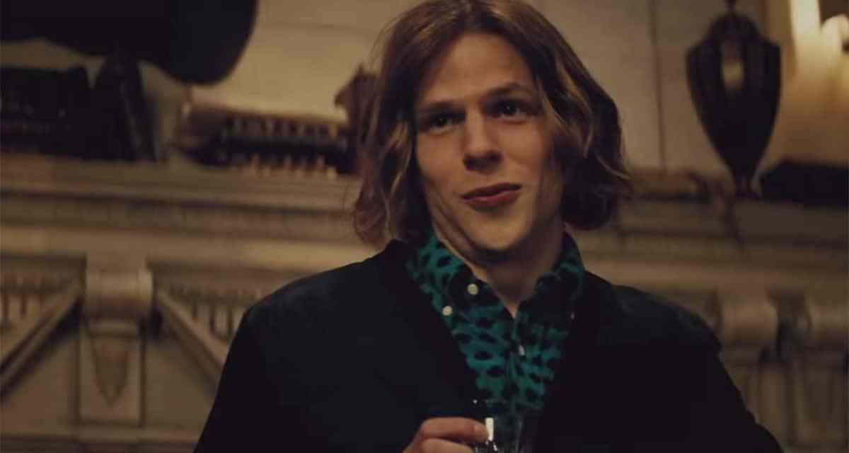 Jesse Eisenberg Would Love To Reprise His Role As Lex Luthor