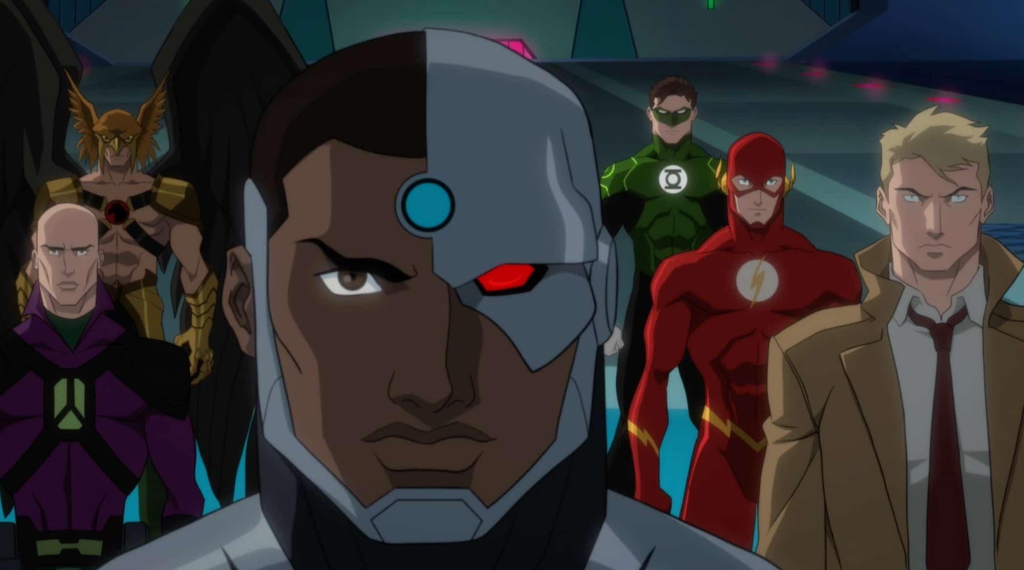 Justice League Dark Apokolips War Primed To Be The Last Dc Animated Universe Movie The Illuminerdi