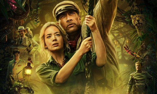 2nd New Trailer For Jungle Cruise Showcases Death-Defying Action and Adventure