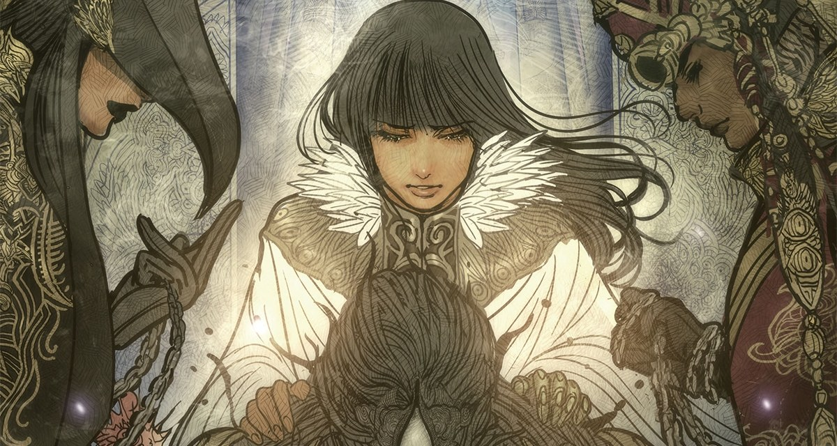 Monstress #27 Review: Beauty Among The Horrors Of War