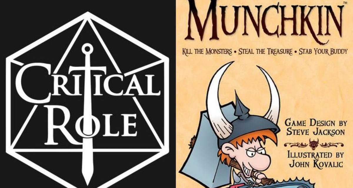 Critters Can Now Explore Wildemount With Munchkin: Critical Role