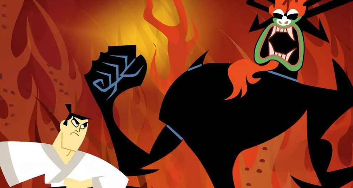 Stream All 5 Seasons of Samurai Jack on Adult Swim