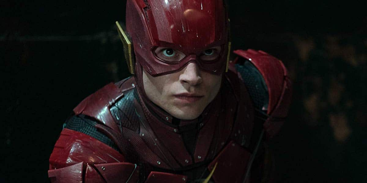 The Flash Movie Rumored To Not Include the Atlantean/Amazon War or Flashpoint Batman