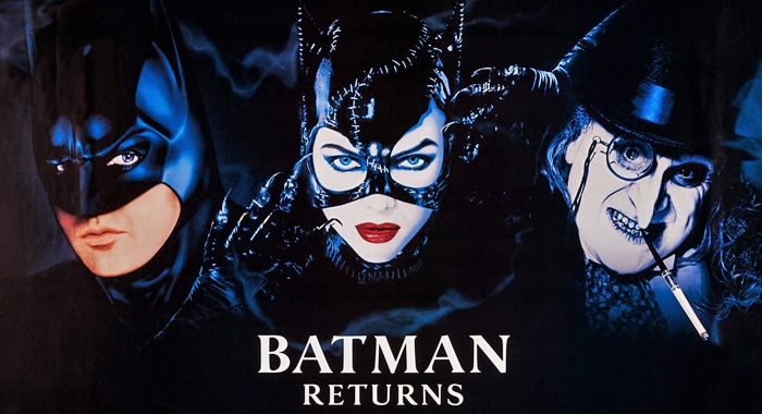 Matt Reeves on Batman Returns