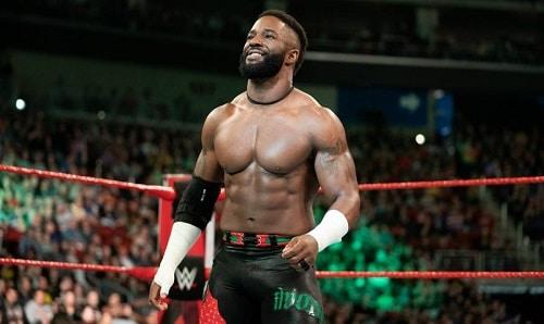 WWE Cedric Alexander