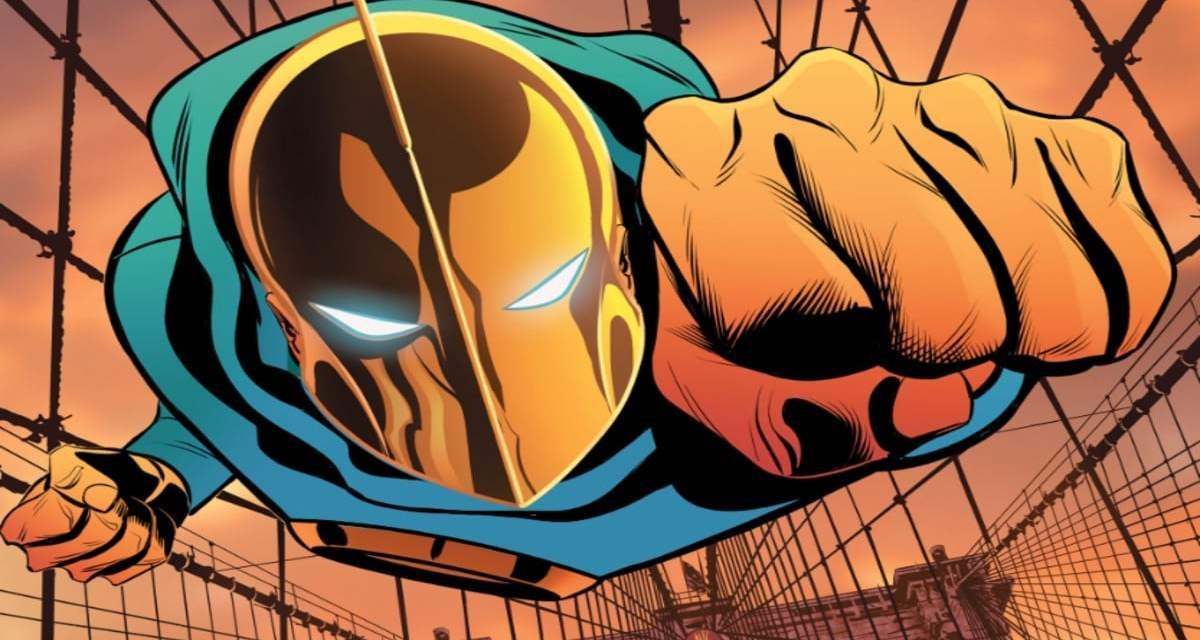 Which Spellbinding Version of Doctor Fate Will Feature in The  Black Adam Movie?