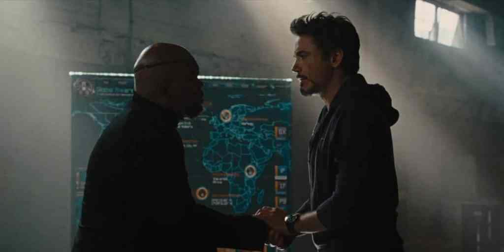 Iron Man 2 Atlantis Namor