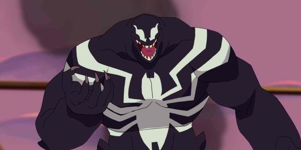 Spider-Man: Maximum Venom Coming To DisneyNow