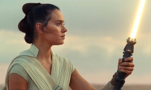 A captivating Behind the Scenes look at the lightsabers featured in the rise of skywalker