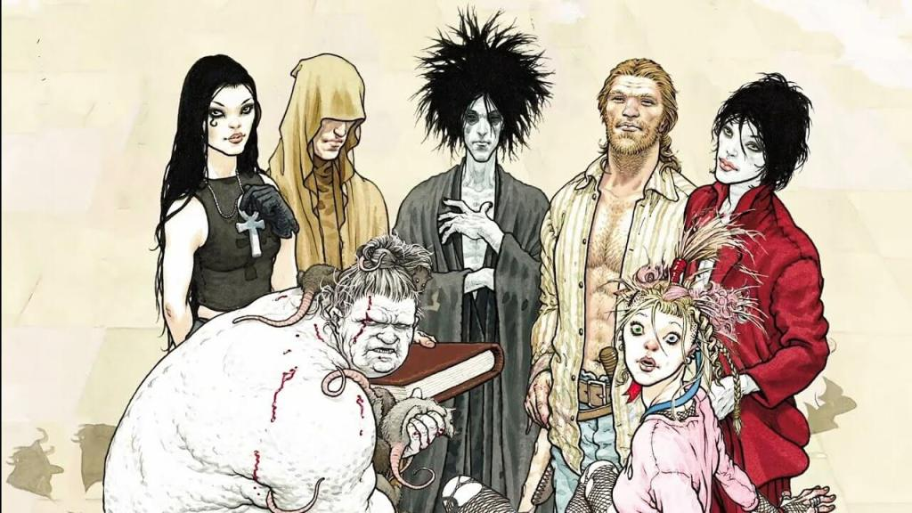 The Sandman DC Fandome Panel Shares A Few Exciting Details On The Highly Anticipated Netflix Series - The Illuminerdi