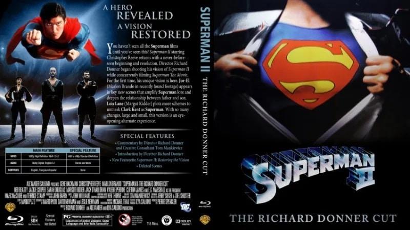 Snyder Cut of Superman II
