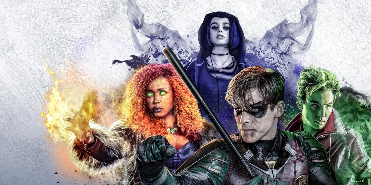 The Future Of Titans: Red Hood, Scarecrow, And A Teen Titans Spinoff