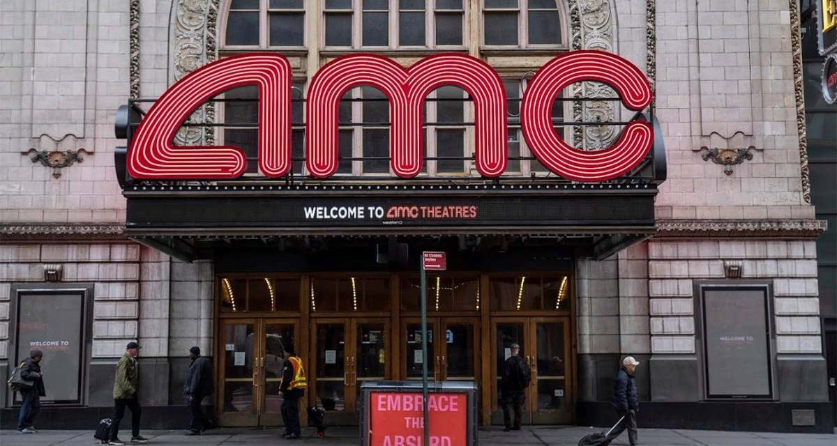 AMC Theaters Won't Reopen Until New Movies Are Ready For Release