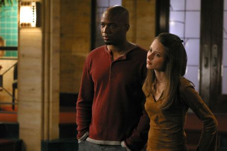 Angel - J August Richards and Amy Acker