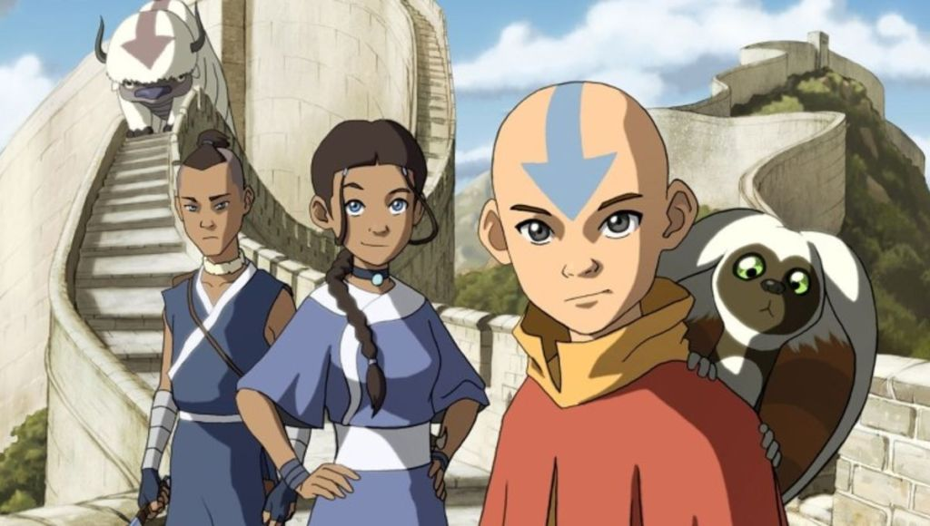 avatar: the last airbender comes to netflix