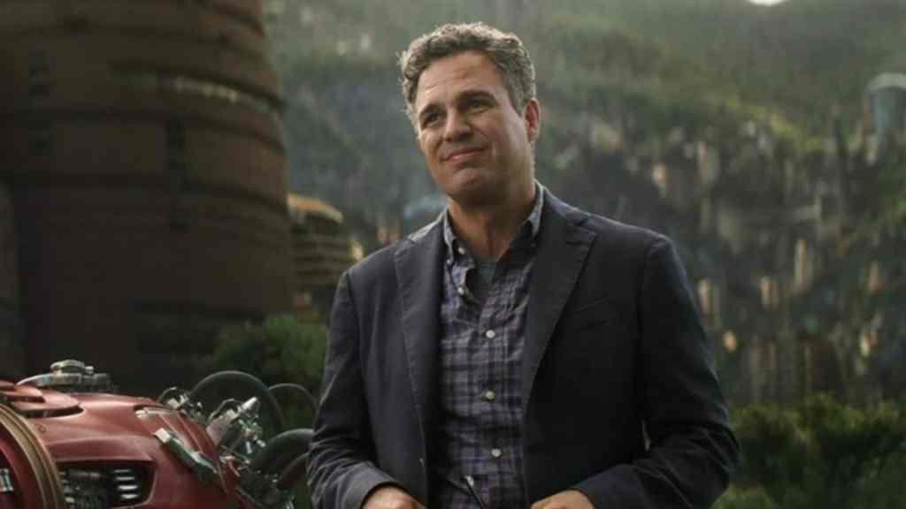 Mark Ruffalo Avengers Infinity War