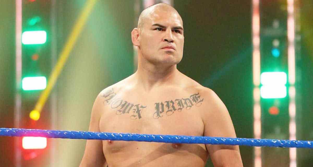 The WWE Cain Velasquez Experiment Comes To A Close