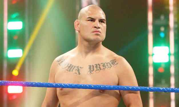 The WWE Cain Velasquez Experiment Comes To A Close