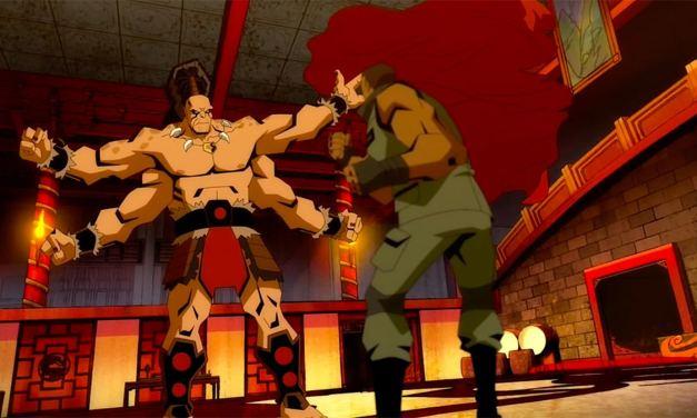 Mortal Kombat Legends: Scorpion's Revenge Unveils First Clip