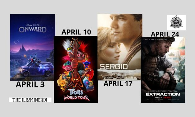 Movies You Don't Want To Miss (From Home) In April 2020