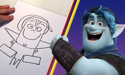 Free Tutorials From Pixar Animators On How To Draw Your Favorite Characters