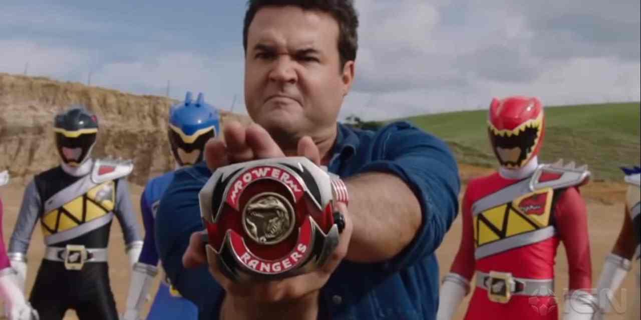 David Yost Confirms That Austin St John Is The Only Original Power Ranger Returning For Beast Morphers Team-Up