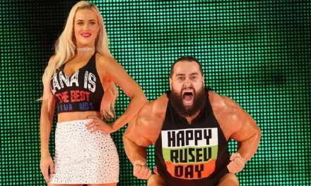 Lana Trolls Husband Rusev On Twitter After WWE Release