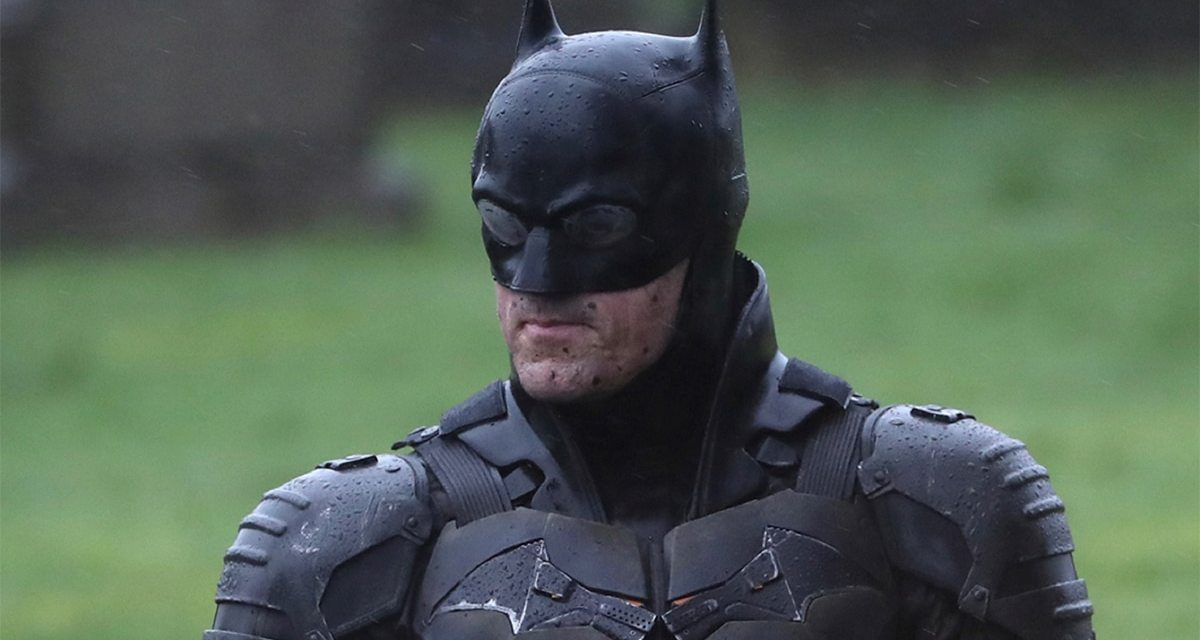 The Batman Retreats Into His Cave And Much Of WB's DC Slate Follows Suit