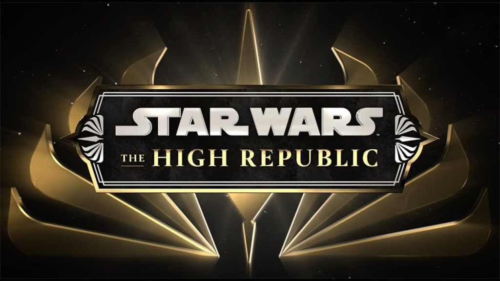 Star Wars: The High Republic Logo