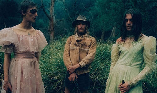 true history of the kelly gang - costumes