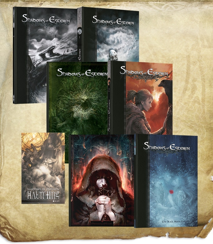 Shadows Of Esteren: A Dark Romanticism Role Playing Game You Can Not Miss - The Illuminerdi