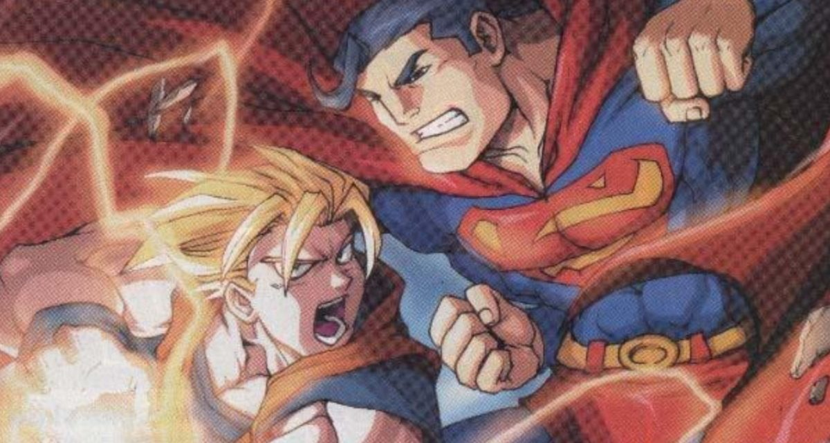 Rage Cage: Which Universe Is More OP, Dragon Ball Or DC?