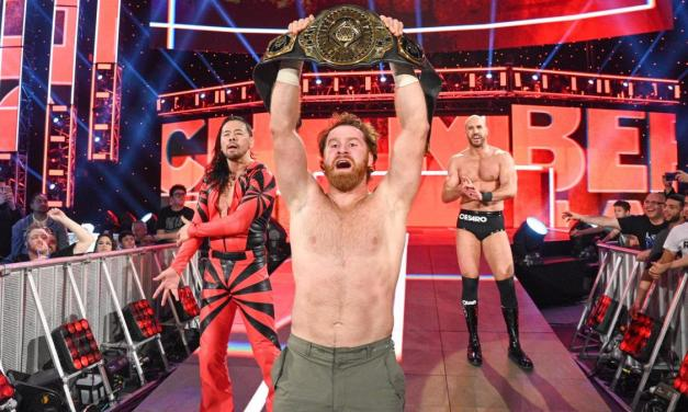 WWE Wrestler Sami Zayn Suddenly Stripped Of Intercontinental Championship