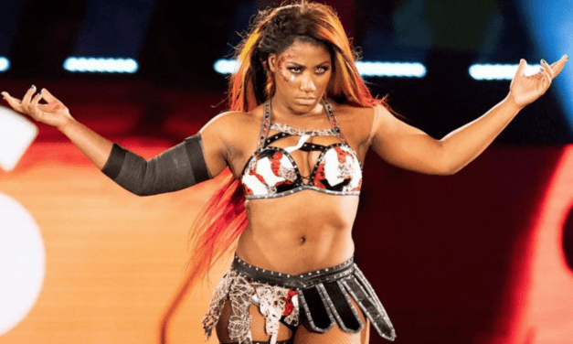 WWE's Ember Moon Emotionally Reveals Her Injury May Be Career-Ending