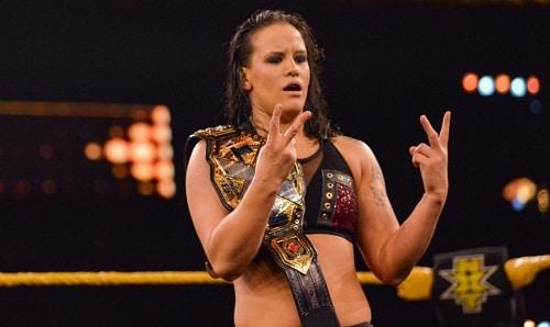 WWE Shayna Baszler