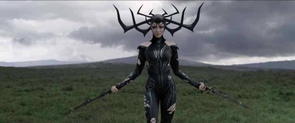 Cate Blanchett Hela Thor Ragnarok