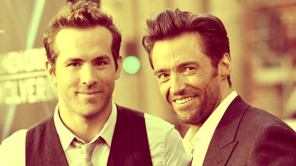 Wolverine Deadpool Ryan Reynolds Hugh Jackman
