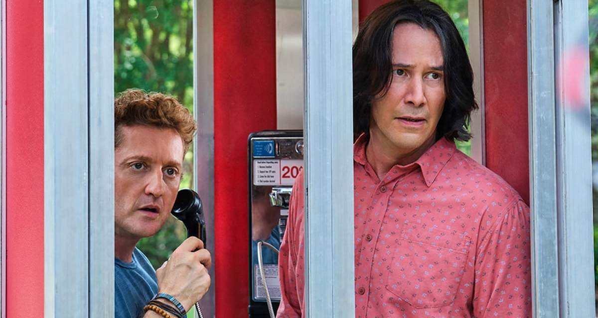 Are Bill and Ted and Spongebob The Next On Demand Victims?