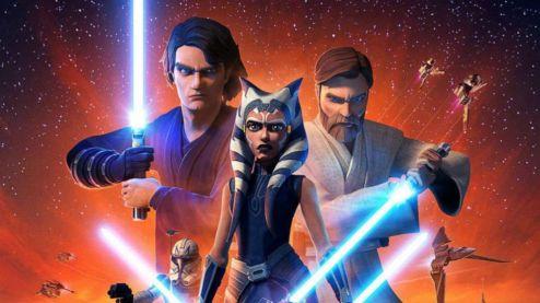 clone wars cast