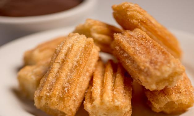Official Disney DIY Delectable Treats: Learn How To Create Churros & Dole Whip