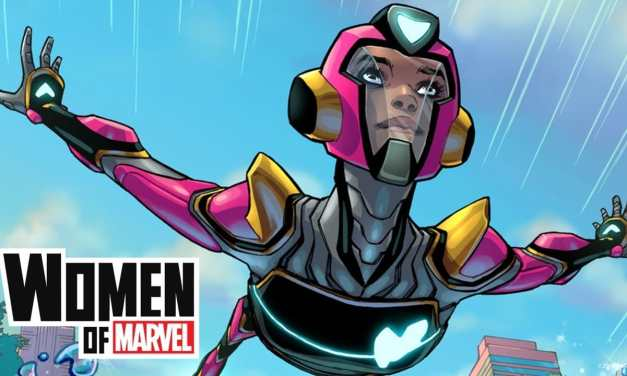 Ironheart Series Flying Into In Development For Disney+