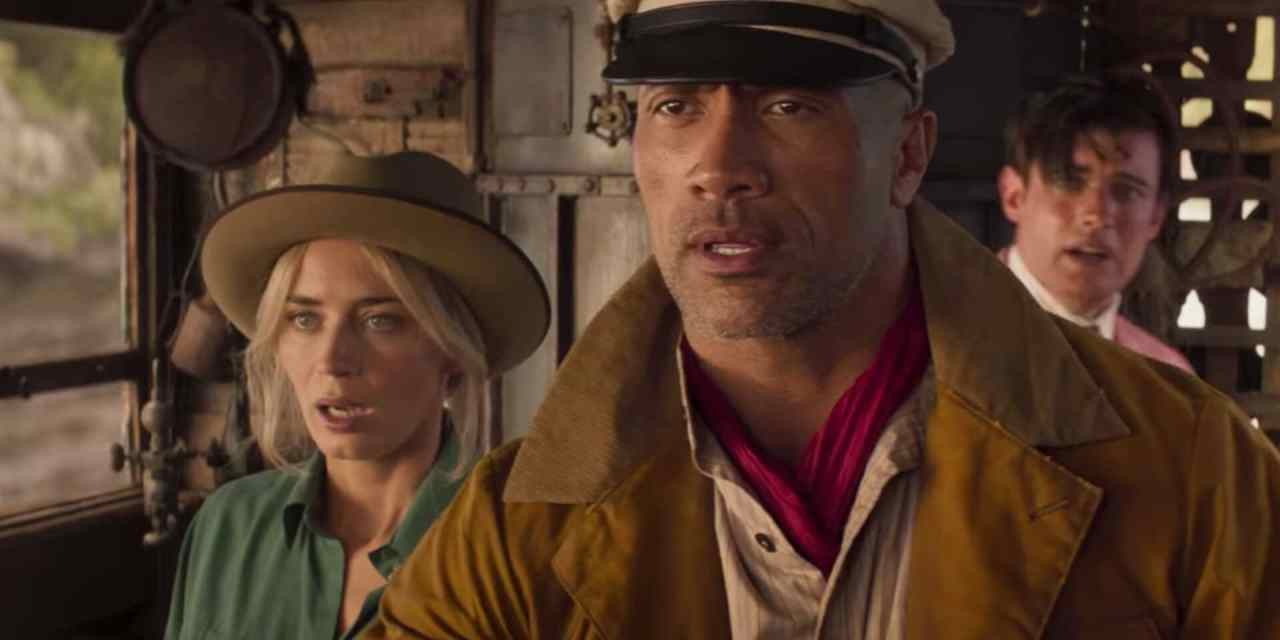 Ball And Chain: Dwayne Johnson and Emily Blunt Reteam In New Superhero Romantic Comedy Romp